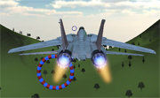 3D Flight Sim: Rings