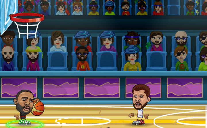 unblocked games basketball | GamesWorld
